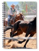 The Man From Snowy River Winner Spiral Notebook