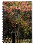 The Manor Gate Spiral Notebook
