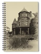The Manor House Spiral Notebook