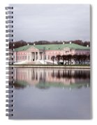 The Manor Of Kuskovo, Moscow Spiral Notebook