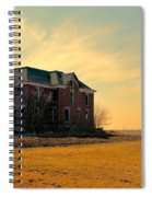 The Mansion Spiral Notebook