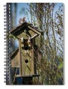 The Mansion Spiral Notebook