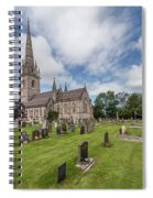 The Marble Church Spiral Notebook