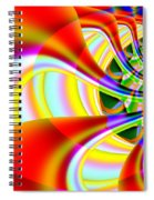 The Marching Band . Square . S14 Spiral Notebook