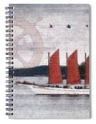 The Margaret Todd Spiral Notebook