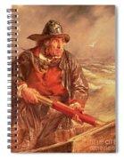 The Mariner Spiral Notebook