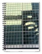 The Mart # 4 Spiral Notebook