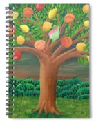 The Marzipan Tree Spiral Notebook