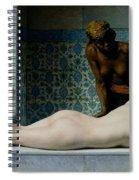 The Massage Spiral Notebook