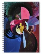 The Masters Spiral Notebook