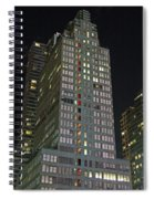 The Mcgraw Hill Building Spiral Notebook
