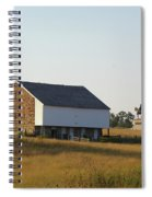 The Mcpherson Barn Spiral Notebook