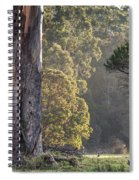 The Meadow Spiral Notebook