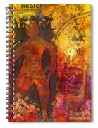 The Medicine Man Spiral Notebook