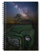 The Memory Remains  Spiral Notebook