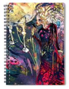 The Menagerie Spiral Notebook