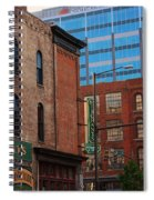The Merchants Nashville Spiral Notebook