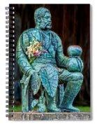The Merrie Monarch Spiral Notebook