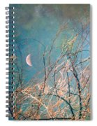 The Messy House Of The Moon Spiral Notebook