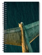 The Metal Whales Tale Spiral Notebook
