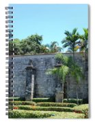 The Miami Monastery Spiral Notebook
