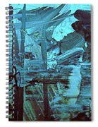 The Mighty Flood Spiral Notebook