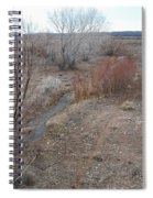 The Mighty Santa Fe River Spiral Notebook
