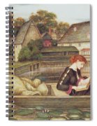 The Mill Spiral Notebook