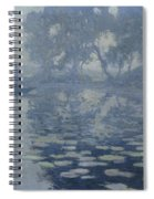 The Mill Pond Spiral Notebook
