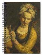 The Milliner Spiral Notebook