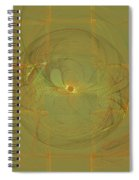 The Minds Eye Spiral Notebook