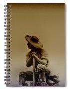 The Miner Spiral Notebook