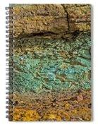 The Minerals Spiral Notebook