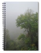 The Mists Spiral Notebook