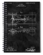 The Model T Patent Spiral Notebook