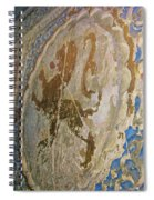 The Monastary Spiral Notebook