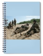 The Monuments Men Spiral Notebook