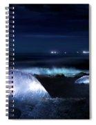 The Moon Warriors Spiral Notebook