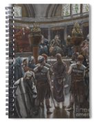 The Morning Judgement Spiral Notebook