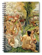 The Morning Spiral Notebook