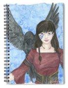 The Morrigan Spiral Notebook
