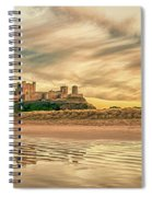 The Most Beautiful Castle In The World Spiral Notebook