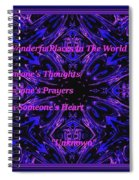 The Most Wonderful Places Spiral Notebook