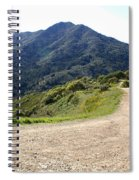 The Mountain Is Calling You Spiral Notebook
