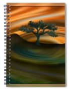 The Mountain Of Our Secrets  Spiral Notebook