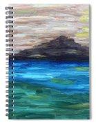 The Mountain Spiral Notebook