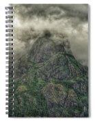 The Mountains Of Alaska  Spiral Notebook