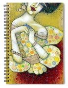 The Muse Of My 20's Spiral Notebook