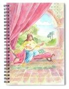 The Musician Spiral Notebook