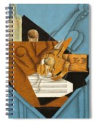 The Musician's Table Spiral Notebook